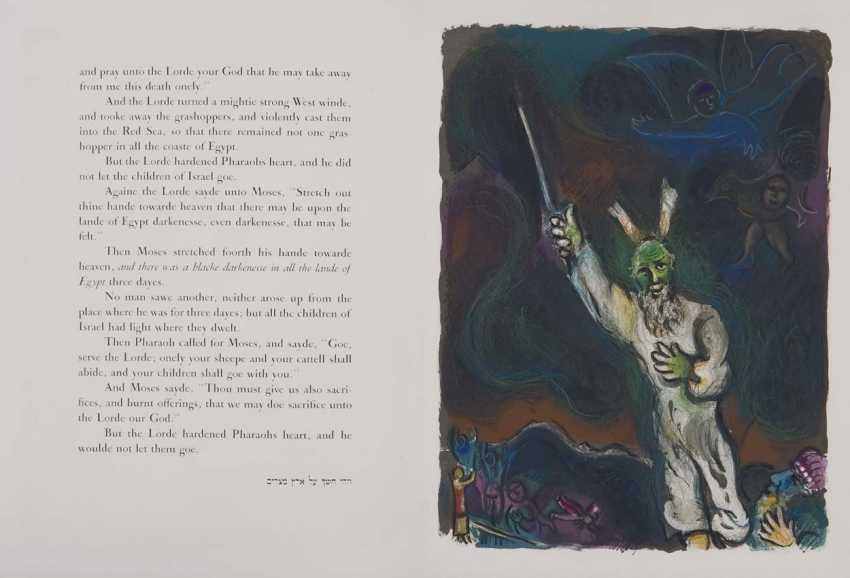 Chagall, Marc. 1887 Witebsk - 1985 Saint-Paul-de-Vence - photo 12