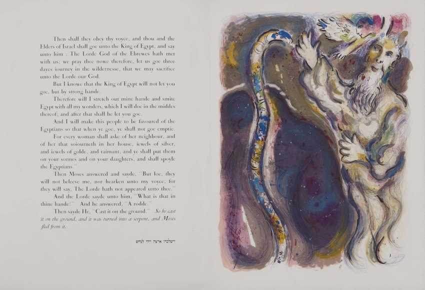 Chagall, Marc. 1887 Witebsk - 1985 Saint-Paul-de-Vence - photo 13
