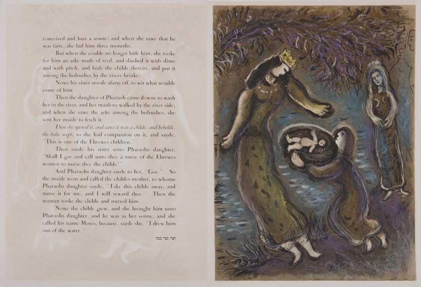 Chagall, Marc. 1887 Witebsk - 1985 Saint-Paul-de-Vence - photo 14