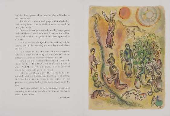 Chagall, Marc. 1887 Witebsk - 1985 Saint-Paul-de-Vence - photo 16