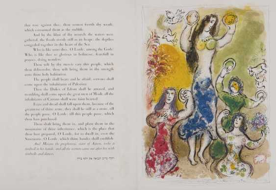 Chagall, Marc. 1887 Witebsk - 1985 Saint-Paul-de-Vence - photo 17