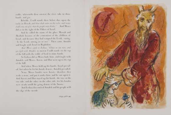 Chagall, Marc. 1887 Witebsk - 1985 Saint-Paul-de-Vence - photo 18
