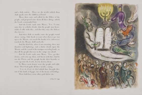 Chagall, Marc. 1887 Witebsk - 1985 Saint-Paul-de-Vence - photo 19