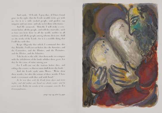 Chagall, Marc. 1887 Witebsk - 1985 Saint-Paul-de-Vence - photo 20