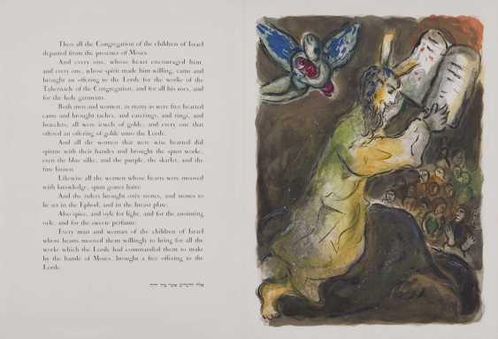Chagall, Marc. 1887 Witebsk - 1985 Saint-Paul-de-Vence - photo 22