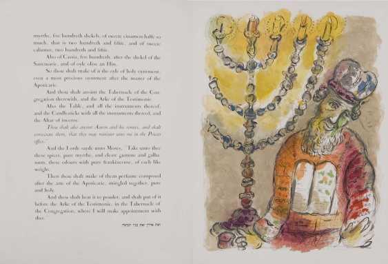 Chagall, Marc. 1887 Witebsk - 1985 Saint-Paul-de-Vence - photo 26