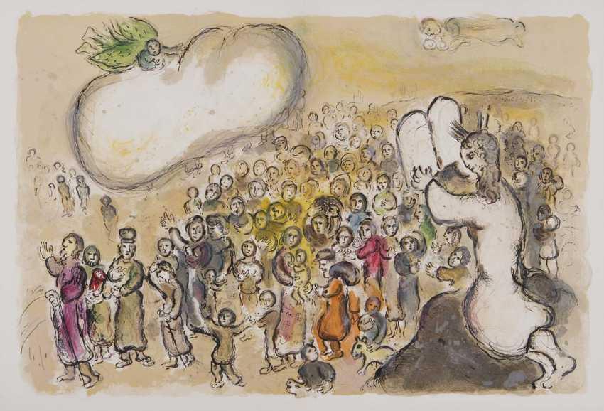 Chagall, Marc. 1887 Witebsk - 1985 Saint-Paul-de-Vence - photo 28