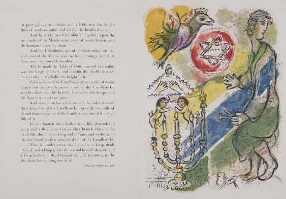 Chagall, Marc. 1887 Witebsk - 1985 Saint-Paul-de-Vence - photo 29