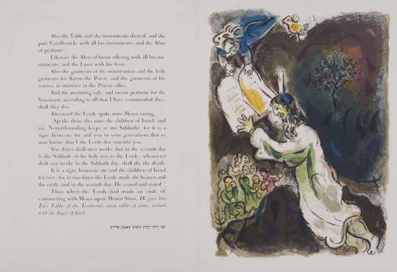 Chagall, Marc. 1887 Witebsk - 1985 Saint-Paul-de-Vence - photo 30