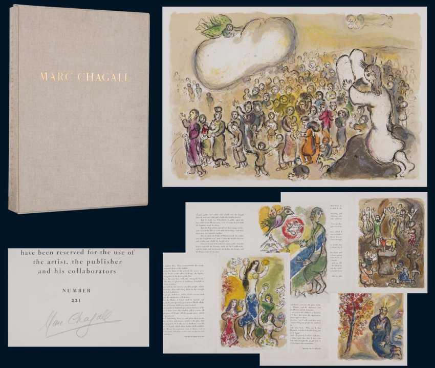 Chagall, Marc. 1887 Witebsk - 1985 Saint-Paul-de-Vence - photo 1