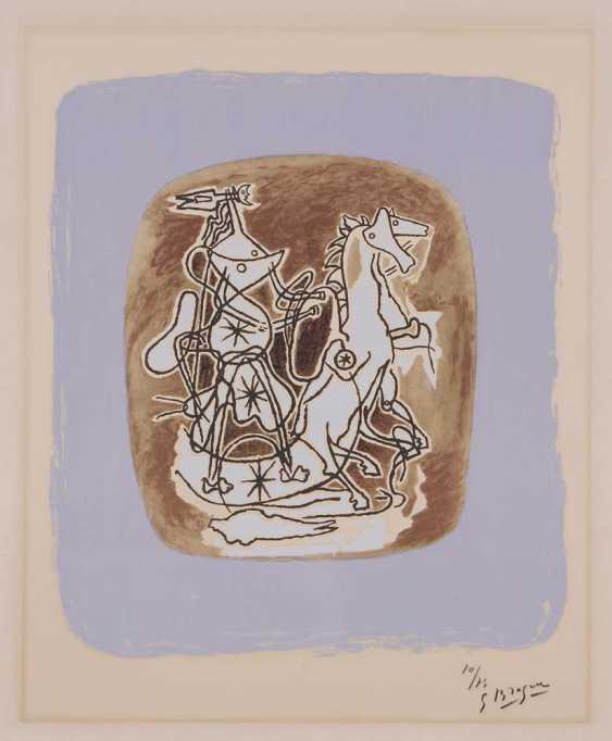 Braque, Georges. 1882 Argenteuil - 1963 Paris - photo 1