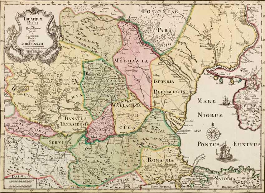 Moldawien Karte.Los 1979 Zwei Karten Von Bulgarien Rumänien Und Moldawien Aus Dem