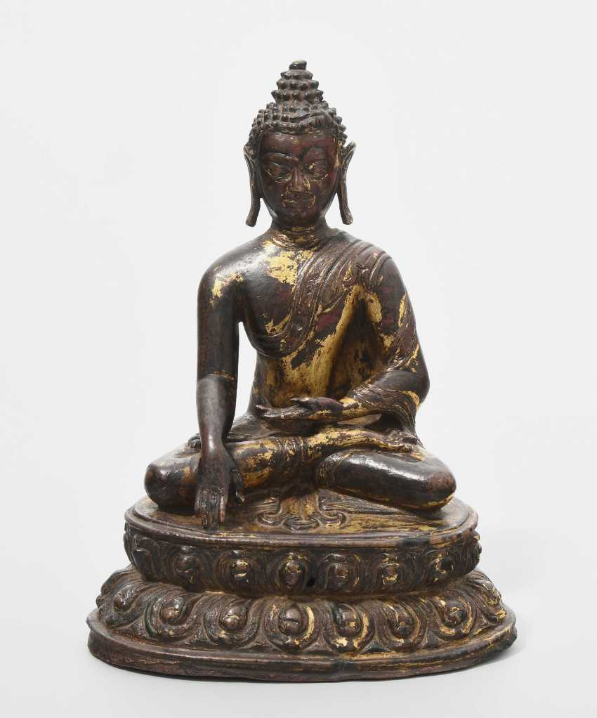 Buddha Shakyamuni - photo 1