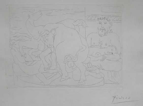 Picasso, Pablo (1881 Malaga - 1973 Mougins)