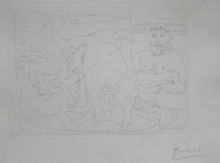 Picasso, Pablo (1881 Malaga - 1973 Mougins) - photo 1