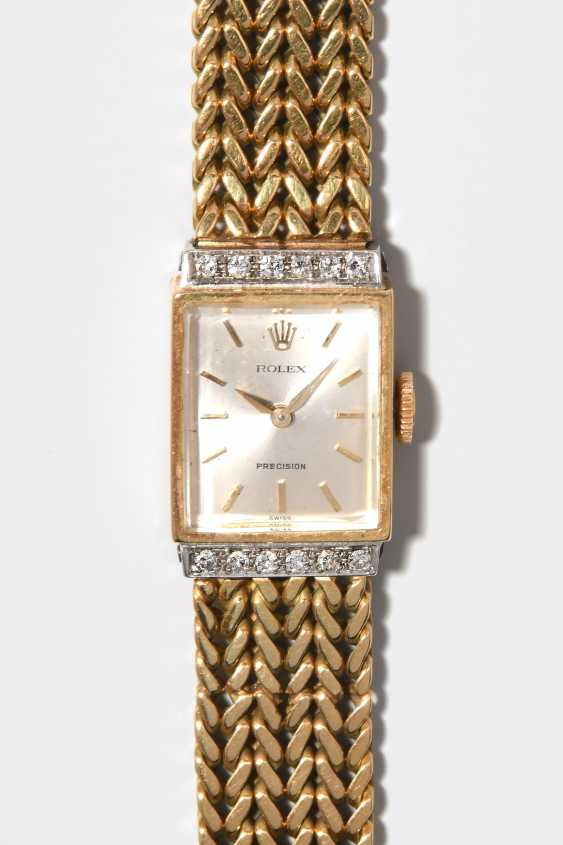 Rolex Diamond Ladies Wrist Watch - photo 1