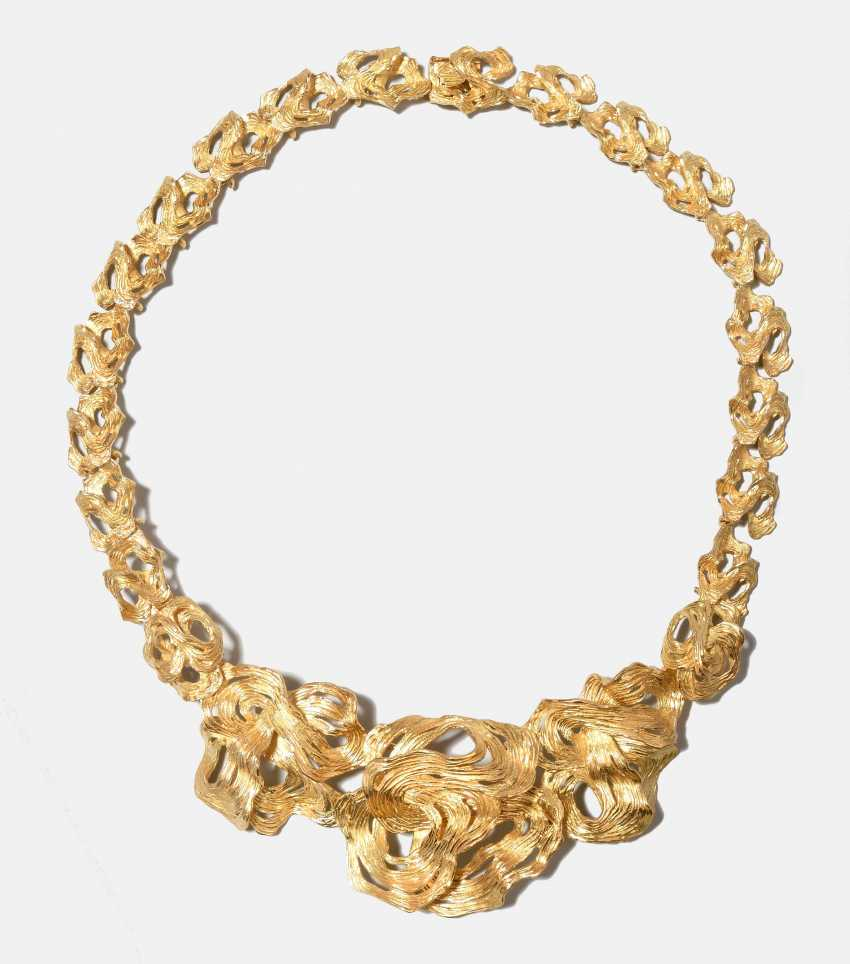 Yellow Gold Necklace - photo 1