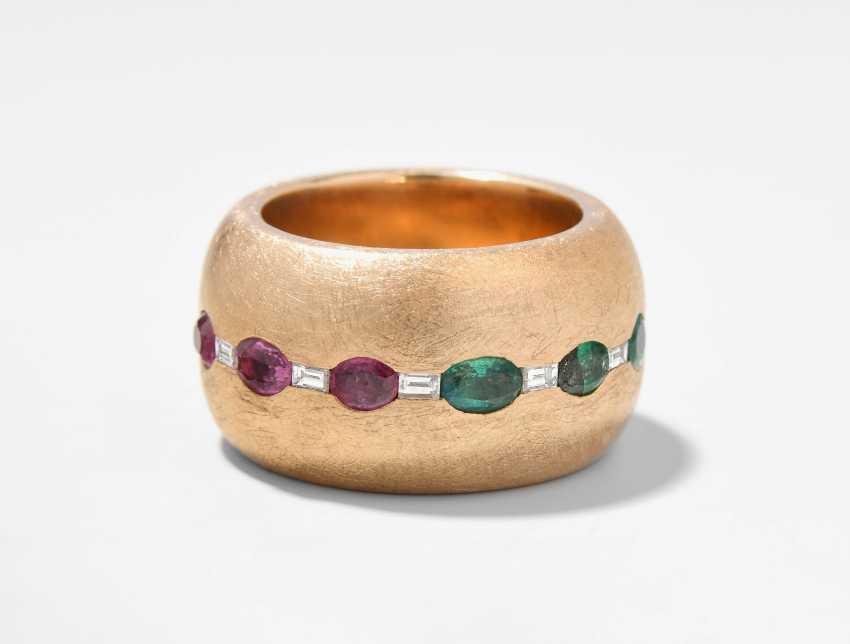 Gemstone Ring - photo 1