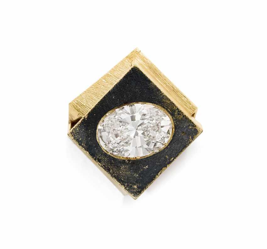 Giampaolo Babetto Designer-Diamant-Ring - photo 1