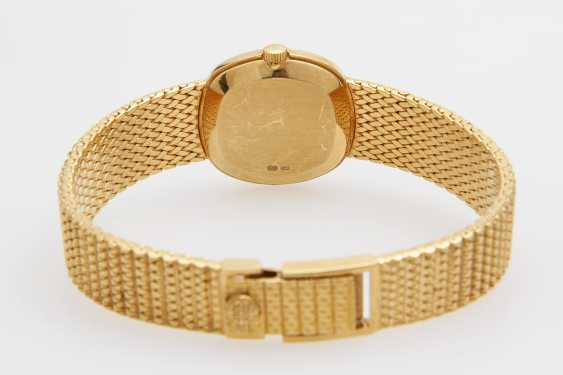 "CARTIER Damenuhr ""Panthere"". Gelbgold 18K. - photo 3"