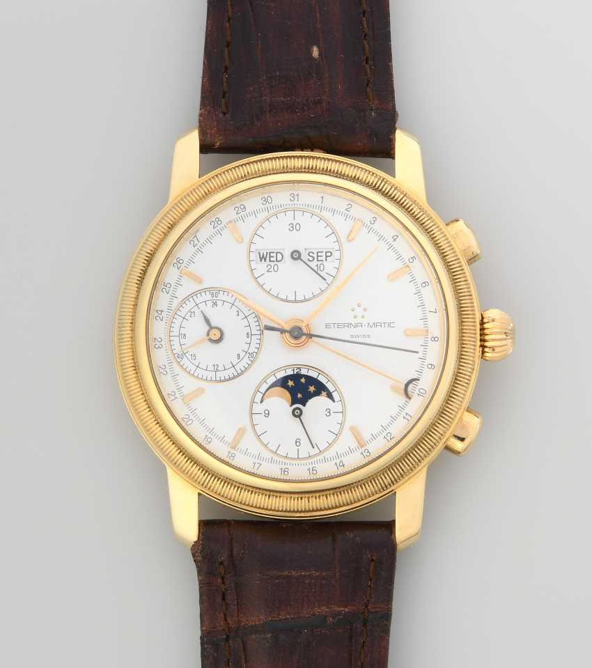 Eterna Matic Chronograph - photo 1
