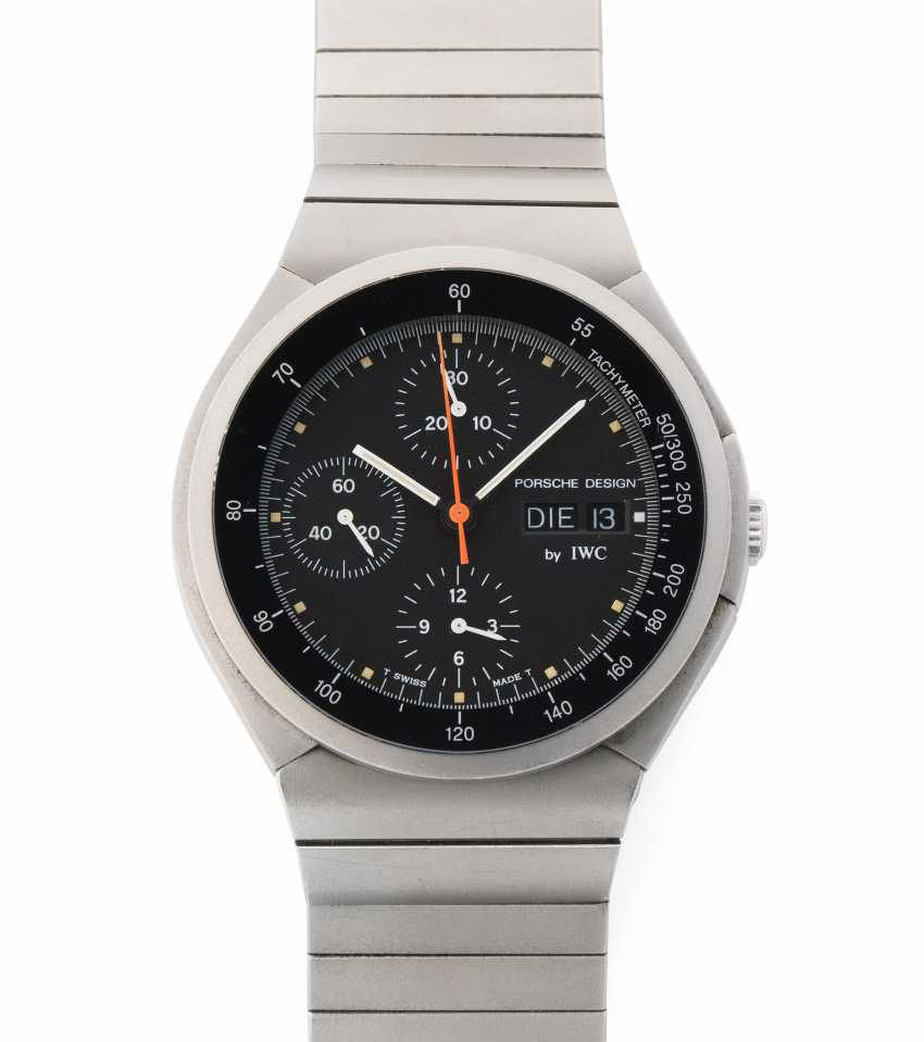 IWC Porsche Design - photo 1