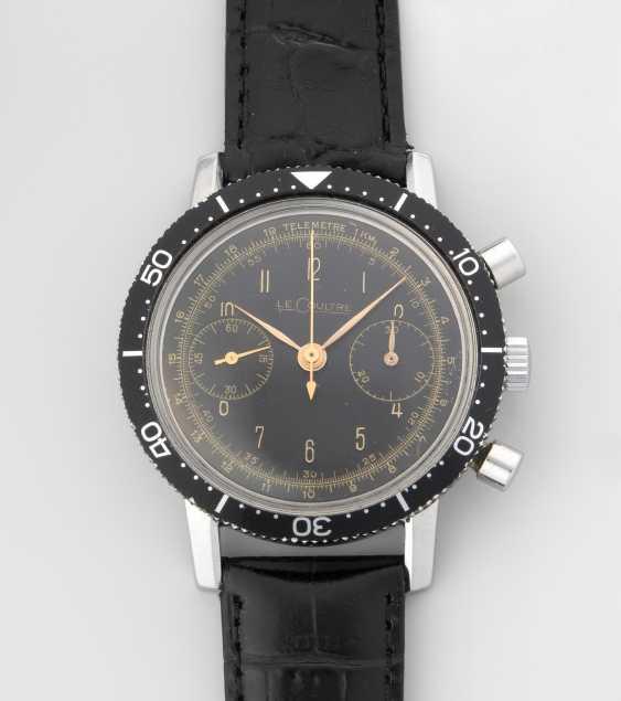 LeCoultre Chronograph - photo 1