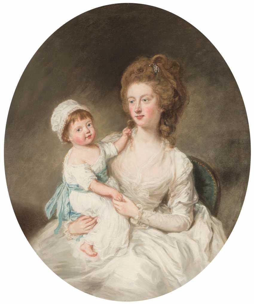 England, around 1780 - photo 1