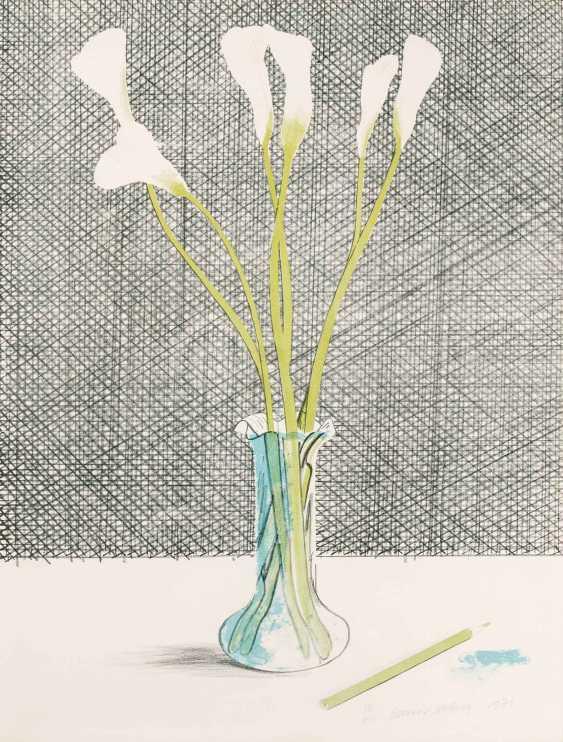 Hockney, David - photo 1