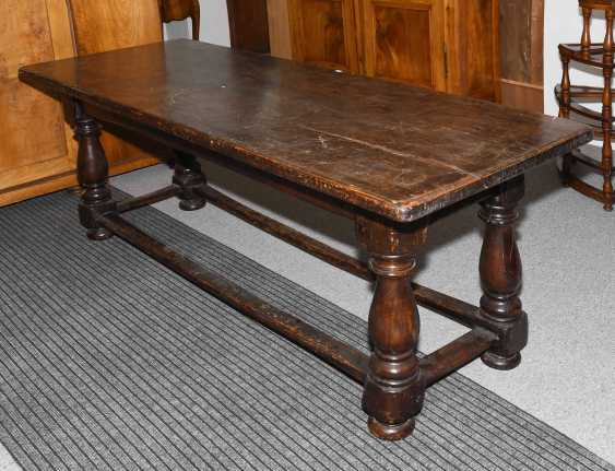 A Long Table - photo 1