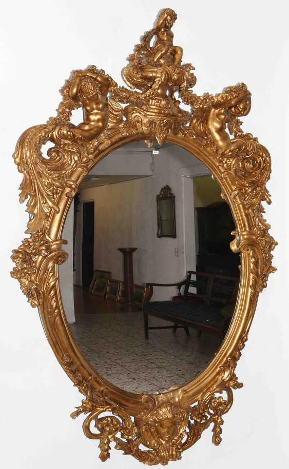 Hall mirror - photo 1