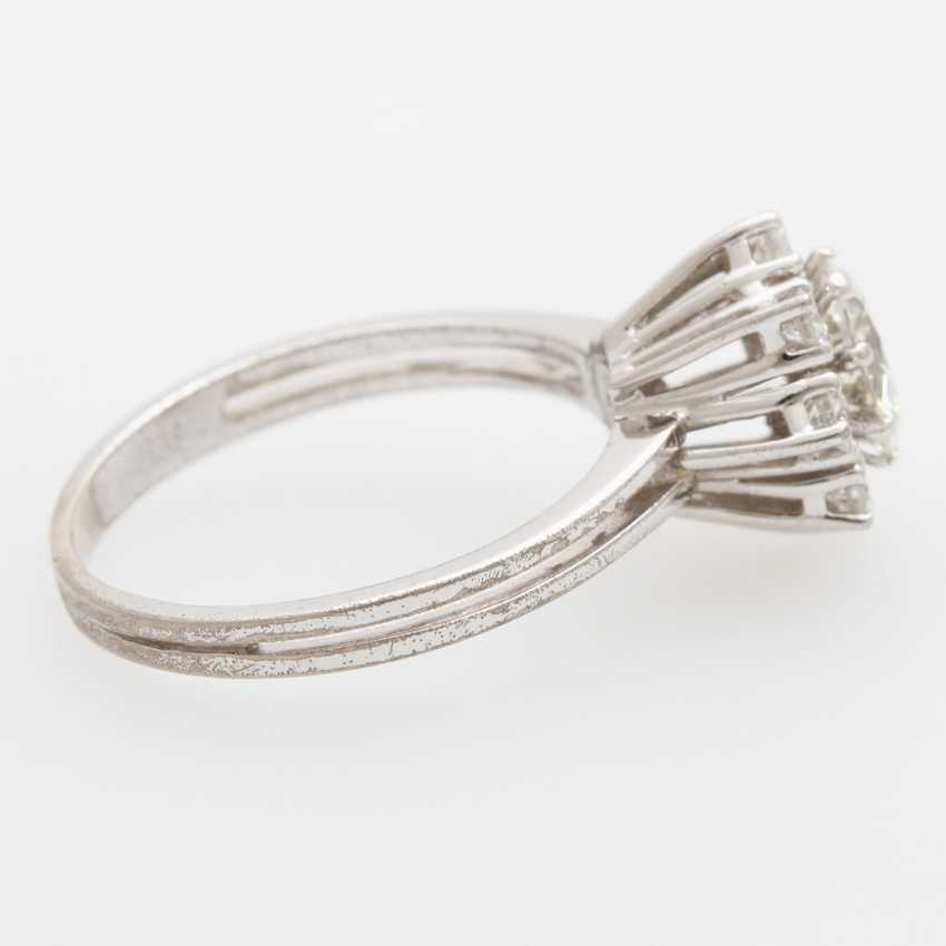 Ladies ring set with a Diam.- Brilliant - photo 3