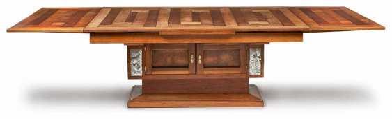 Art-Deco-Garnitur, 9-tlg., süddt. um 1920. - photo 2