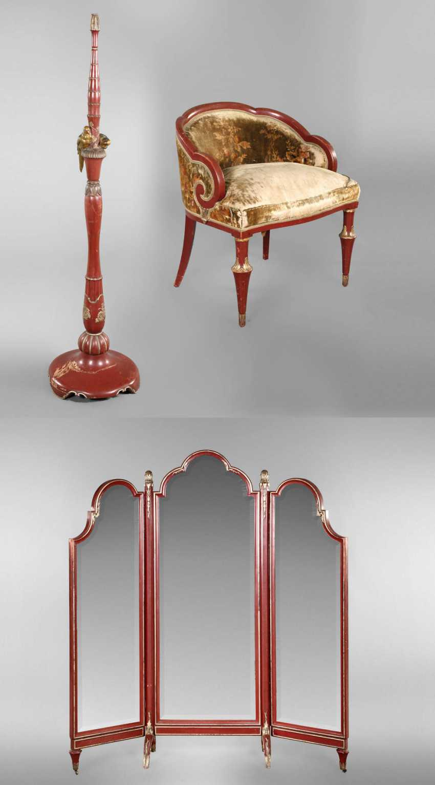 Furniture Art Deco