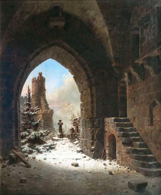 Castle Falkenstein in the Harz mountains. Wilhelm Steuerwaldt - photo 1
