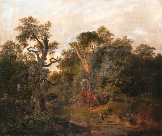 L'âge de la Forêt avec Cigogne. Anton Altmann - photo 1