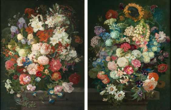 Pair Of Counterparts: The Lush Floral Style To Life. Wolf Thaler - photo 3
