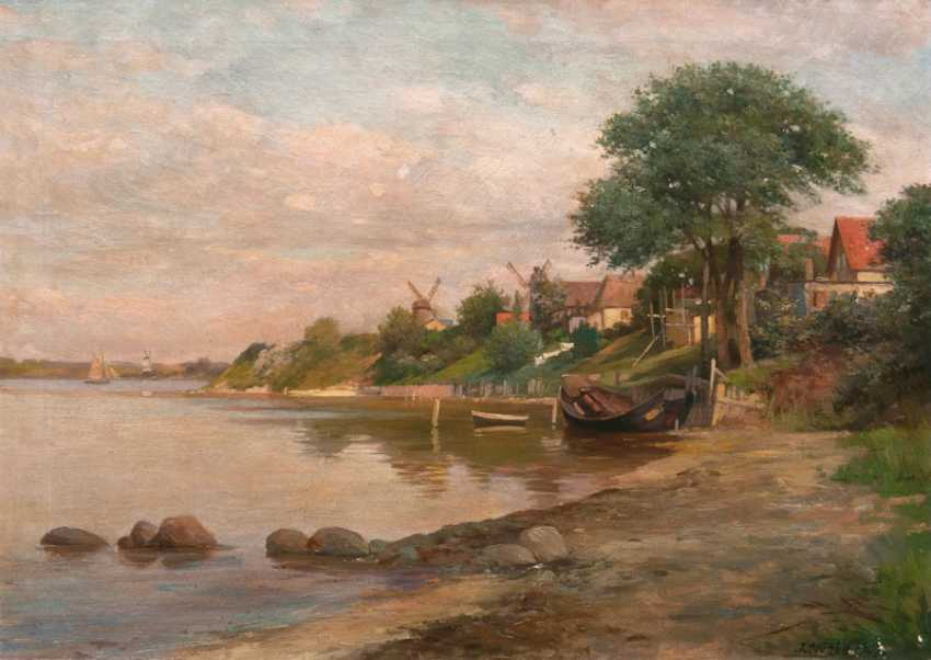 On the banks of Ekensund. Jacob Nöbbe - photo 1