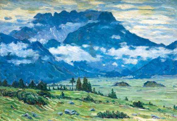 Marienberg in Bieberwier, Tirol. Carl Arp - photo 1