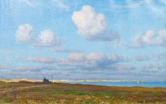 Sylt - More Horizon. Hugo Köcke - photo 1