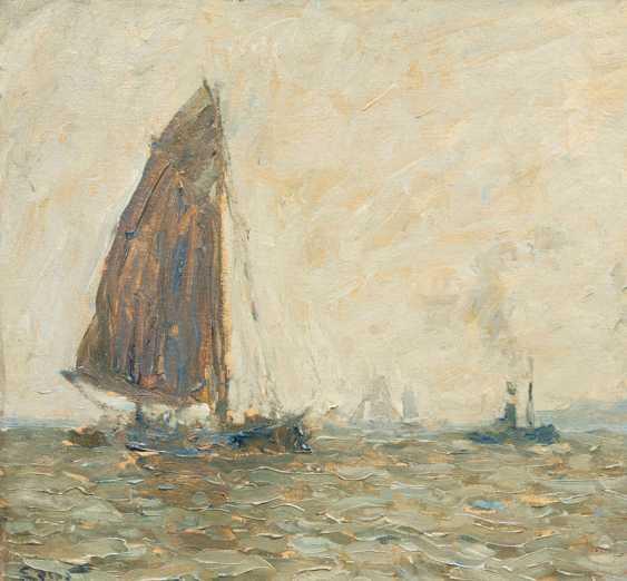 Segelschiffe und Schlepper. Henning Edens - Foto 1
