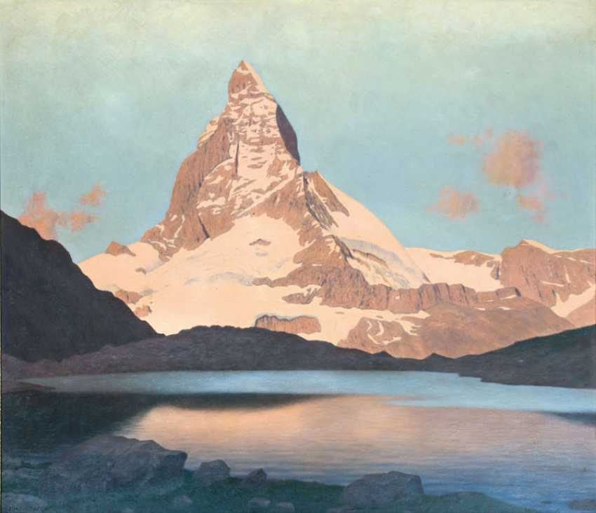 Of The Matterhorn. Felix Heuberger - photo 1