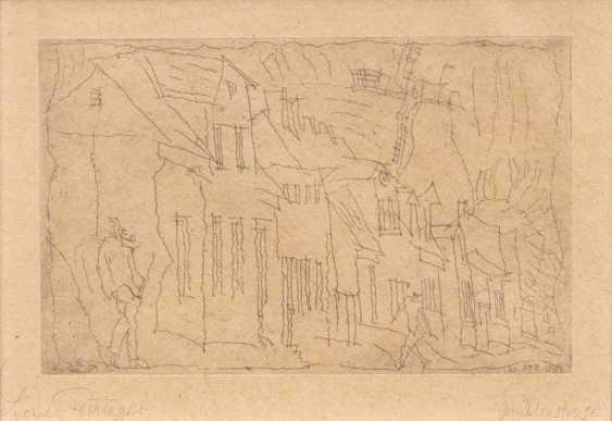 Mill road. Lyonel Feininger - photo 1