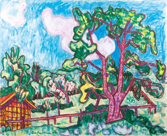Old Pear-Tree. Ivo Hauptmann - photo 1