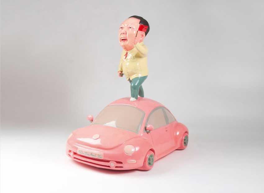 Mao auf Beetle. Wu Jiahui - photo 1