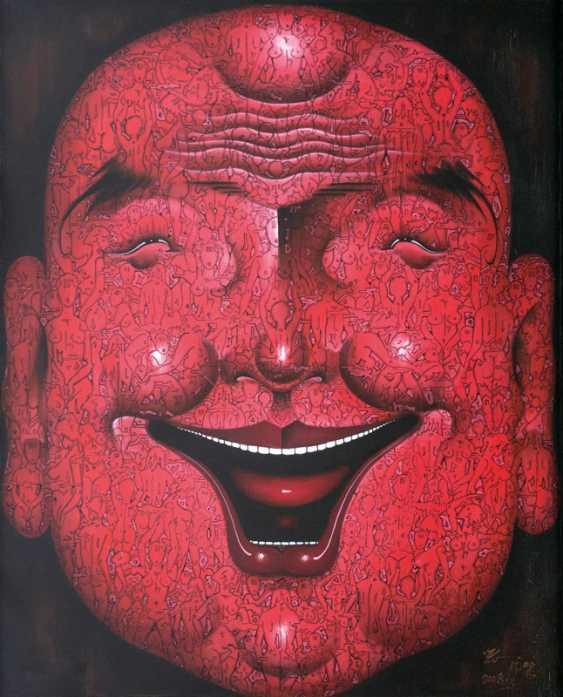 Lachender Buddha. Shengxian Qiu - photo 1