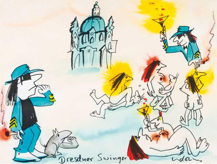 Dresdner Swinger. Udo Lindenberg - photo 1