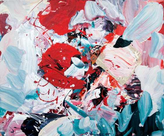 Abstraction. Heino Naujoks - photo 1