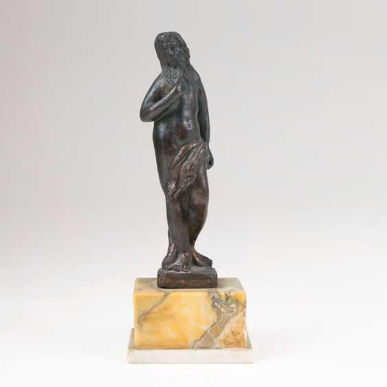 Small Bronze Statue Of 'Neptune'. - photo 1