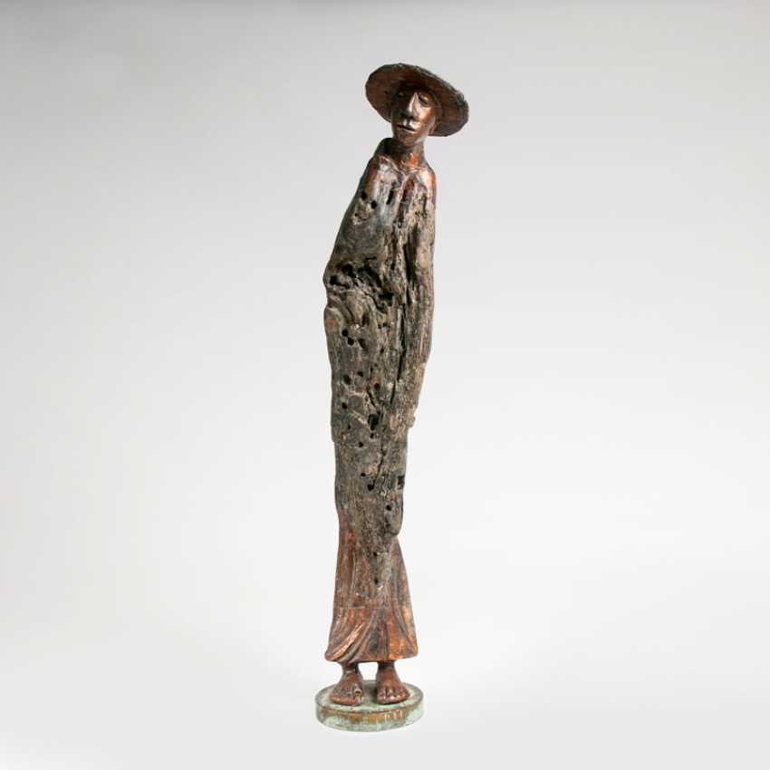 Sculpture 'Pilgrims'. Peter Eugene Ball - photo 1